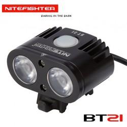 Cyklosvítilna NiteFighter BT21 Wide Beam GoPro