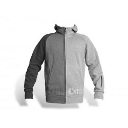 Mikina Beachbitch hoodie Greyhound S