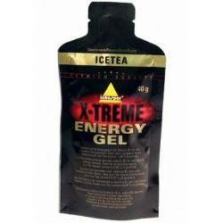 X-TREME ENERGY GEL ICE TEA S GUARANOU 40 G