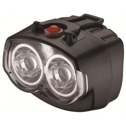 Přední světlo AKSLEN HB-112 2diodové 10LUX