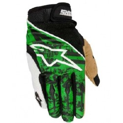 Rukavice Alpinestars Gravity, green vel. L