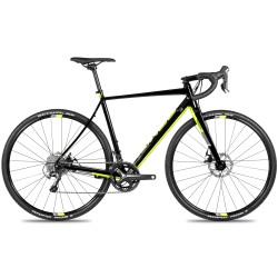 Kolo NORCO Threshold A Tiagra Blk/Citron vel. 55,5
