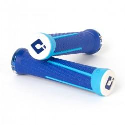 Gripy ODI AG-1 Signature V2.1 bonus pack - modrá