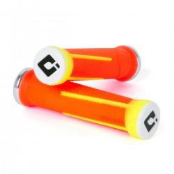 Gripy ODI AG-1 Signature V2.1 bonus pack - oranžová