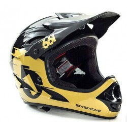Helma 661 Comp II black/gold, vel. L