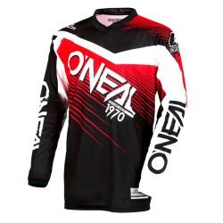 Dres O'Neal Element RACEWEAR černá/červená vel. XL