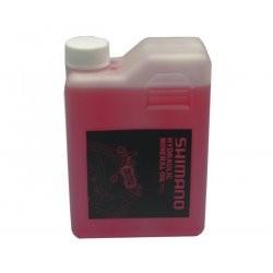 Minerální olej pro kot. brzdy Shimano 1l