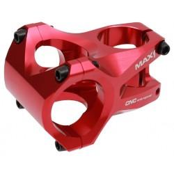 Představec MAX1 Enduro CNC 35 - 45mm červený