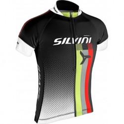 Dětský dres SILVINI TEAM black vel. 146-152