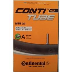 Duše MTB Continental A40 29x1,75-2,5 AV