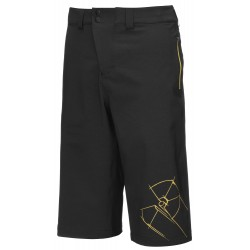 Kraťasy NUKEPROOF Blackline Shorts Rad Black vel. L