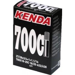 Duše KENDA 700x18/25-silniční AV