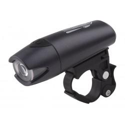 Světlo přední SMART BL-183WW - 4Lux černá