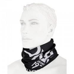 Šátek na krk O'Neal Solid černá/bílá