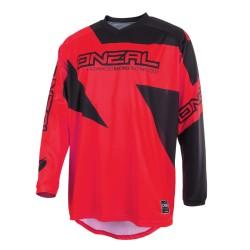 Dres O'Neal Matrix Ridewear červená vel. XL