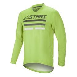 Dres Alpinestars MESA dl. rukáv V2 summer green vel. XL