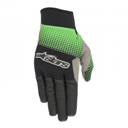 Rukavice Alpinestars CASCADE PRO black/summer/green, vel. L