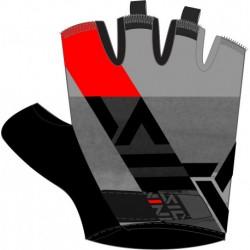 Rukavice SILVINI ANAPO charcoal-red vel. XL