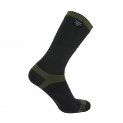 Ponožky nepromokavé DexShell Trekkink Sock olive green vel. L