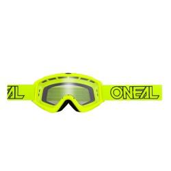Brýle O'Neal B-Zero žlutá