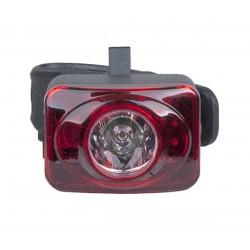 Světlo zadní PRO-T Plus 285 65 Lumen 1Watt LED dioda nabíjecí