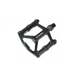 Pedály BMX EXUSTAR E-PB557 - black