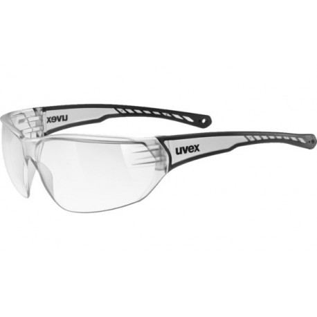 Brýle UVEX SPORTSTYLE 204 CLEAR/CLEAR (9118)