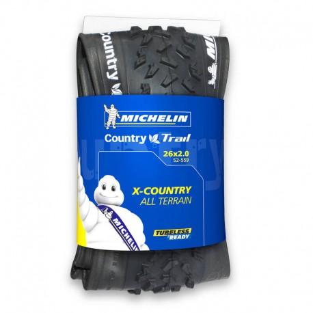 Plášť MICHELIN Country Trail 26x2,0 tubeless kevlar
