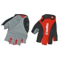 Rukavice PROFI GEL - červená/černá - vel. XL