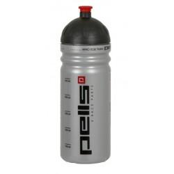 Láhev X-RACE 0,7 stříbrná