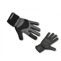 Rukavice X-WINTER - černá/šedá vel.L